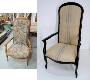 1 Fauteuil