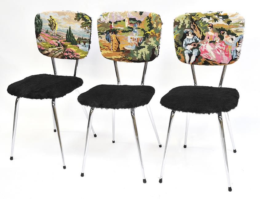 chaises transform es atelier d 39 co solidaire. Black Bedroom Furniture Sets. Home Design Ideas