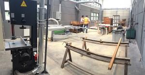 Atelier bois en Essonne