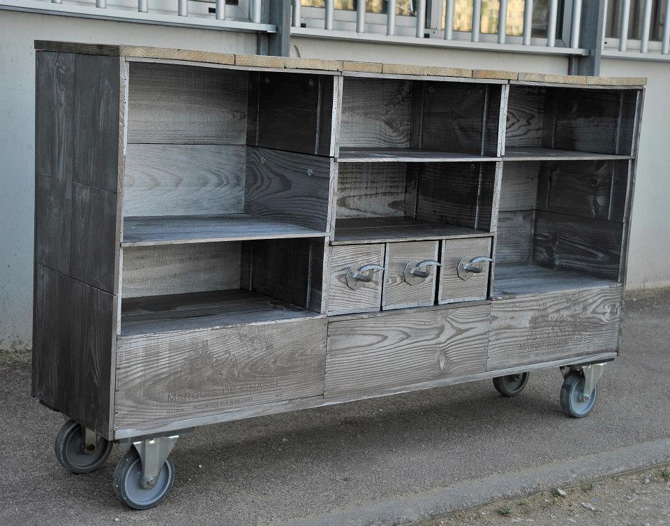 meuble caisses gris atelier dco solidaire