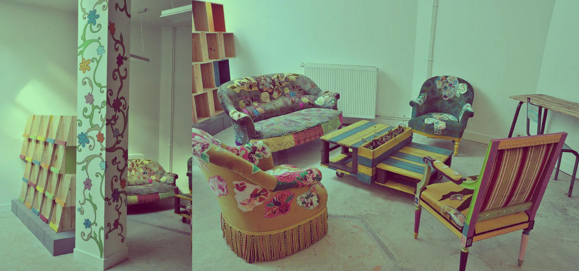 atelier po 093 atelier d co solidaire. Black Bedroom Furniture Sets. Home Design Ideas